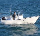 Ce extraterritorial de bateaux de Panga de bateaux de pêche de Liya 25FT Chine reconnu