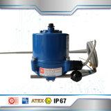 Actuador eléctrico impermeable