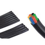 El tubo de nylon flexible de nylon Tubo de nylon PA la manguera del tubo de PA