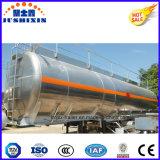 2/3 топливозаправщиков топлива алюминиевого сплава Axle 35000liters