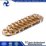 Piccolo attrezzo di dente cilindrico del doppio del metallo di precisione