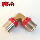토륨 유형 금관 악기 압박 배관공사 이음쇠