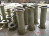 Tubo rotondo del tubo FRP della vetroresina di Suppiier FRP GRP dell'oro e cilindro di FRP Palo