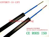 4 / 2 / 1 Core Cabo de fibra óptica de preço de 1 Km