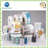 Autocollants de papier Kraft imprimé personnalisable (JP-S058)