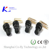 M12 Elleboog 2, 3, 4, 5, 6, 8, de Plastic Adapter van de Flens van 12 Speld