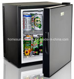 refrigerador Thermoelectric silencioso do hotel 24L