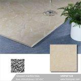 """完全なボディ大理石の建築材料(VRP8F125、800X800mm/32 """" x32 """")のための磨かれた床タイル"""