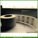 El adhesivo 13.56MHz adhesivo etiquetas RFID para la biblioteca