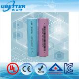 リチウムイオン電池のセル18650李イオン電池セルセリウムのRoHS Bisの証明書