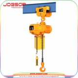 Tipo de Hhbb grua Chain elétrica de 5 toneladas com trole motorizado