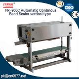 Tipo vertical do aferidor contínuo automático da faixa para os sacos de plástico (FR-900C)