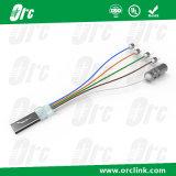 4CH-CWDMタイプAWGの40/100g Lr4のためのDemux/Muxによってカスタマイズされる使用