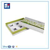 エヴァのカスタム挿入が付いているペーパーハンドメイドのクラフトの包装ボックス