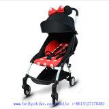 Europäischer Standard-Baby-Spaziergänger-Kinderwagen