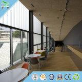 Dekoratives materielles akustisches Panel-Wand-Gebäude