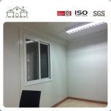 Casa prefabricada del envase del emparedado flexible de varios pisos para la oficina