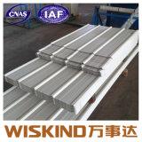 Folha de aço corrugado galvanizado para Telhas de metal com a norma ISO 2000