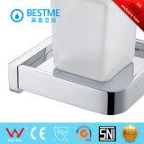 Distribuidor cromado do sabão dos acessórios do banheiro (BG-D21016)