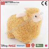 Het leuke Gevulde Stuk speelgoed van de Pluche van de Schapen van de Knuffel Zachte Lam voor de Jonge geitjes/de Kinderen van de Baby