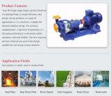 Produit pétrochimique d'aspiration de fin de moteur électrique et pompe de pétrole horizontaux