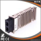 Kosteneffektives Cisco kompatibles 10GBASE-DWDM X2 1530.33nm~ 1561.41nm 80km X2transceiver auf Verkauf