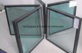 Glace creuse en verre isolante en verre 5+9A+5 de construction