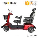 高齢者と身体障害者のためのTewd10倍2のシート4の車輪の移動性のスクーター