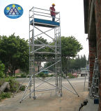 Soem-Produktions-Arbeitsbühne Moblile Aluminiumtreppen-Baugerüst