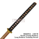 Spade di legno cinesi di arte marziale 140cm HK8695A/HK8695b