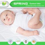 Baby-Kleinkind wasserdichter Towelling Feldbett-Bett-Blatt-Matratze-Schoner-weißes neues