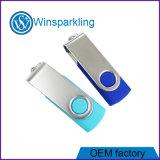 USBのフラッシュ棒、旋回装置USBのフラッシュ駆動機構の棒