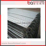 Paquet/passerelle en métal de qualité pour l'échafaudage
