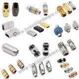 Zylinder-Edelstahl-Distanzstück-Raupen für die Armband-Herstellung
