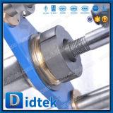 Didtek DIN поддельных F11 Приварены сильфона земного шара клапана с помощью электрического привода линейного перемещения