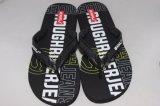 Flip-flops masculina, PE/EVA Sole, Design Personalizado, todos os tamanhos disponíveis