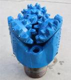 Perfuração de poços de água de Dentes de Aço Tricone Bits, Arroz branqueado Tricones dente
