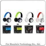 Auricular sin hilos del receptor de cabeza de Fe-012 Bluetooth con la radio de FM