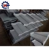 住宅建設材料のためのスリランカの石造りの上塗を施してある金属の屋根ふきシートの価格