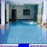 Foshan Piscina Mosaico de Cerámica Azul (VMC48B01 306x306mm)