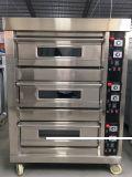 3 capas 6 de la bandeja del horno de gas para el asunto (WFC-306Q)