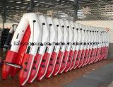 Battello pneumatico gonfiabile pieghevole di salvataggio della barca di Liya 2m-6.5m