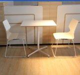 Vector y silla del restaurante del café