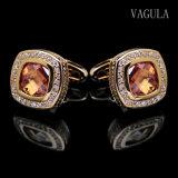 Новые VAGULA прибытия мужчин ювелирный кристалл Gemelos манжеты связи 163