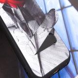 De Dekking van het Geval van de Telefoon van de Bloemen TPU van de hulp voor iPhone X