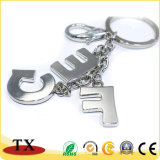 Metal modificado para requisitos particulares regalo promocional Keychain