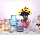 Wholesales дешевые стекла ваза красочные