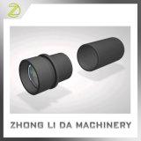Kundenspezifisches Aluminiumteleskop-Gefäß durch die CNC-Drehbank-maschinelle Bearbeitung