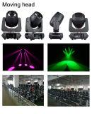 Luces principales móviles de la etapa de la FAVORABLE mini viga de 150W LED