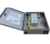 Kaltgewalztes Blatt stellte Faser 1X16/32 optischen Verteilerkasten her